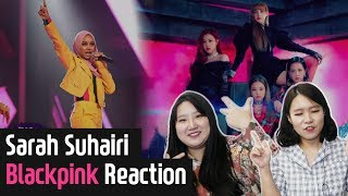 Download Koreans React to Sarah Suhairi Blackpink DDUDUDDUDU |BigStage Video