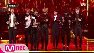 Download [2016 MAMA] BTS - FIRE Video