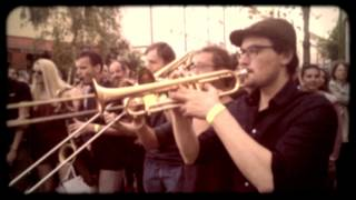 Download BANDA INTERNATIONALE ″KIMLIK″ - Albumrelease Outside MILLA Munich Video