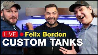 Download Ep9.1- Talking custom reef tanks with Reef Savvy founder Felix Bordon | BRS360 Video