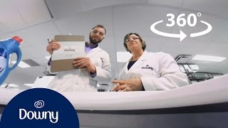 Download Go Inside A Washing Machine (360 Animation) | Downy Video