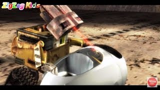 Download WALL·E | THE MOVIE Game Disney | Episode 15 | ZigZag Kids HD Video