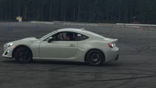 Download Ken Gushi drifting demo in a stock FRS Video