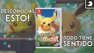 Download Por este motivo comprarás Pokemon let's go para Nintendo Switch | Tocby Video