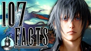 Download 107 Final Fantasy XV Facts YOU Should KNOW | The Leaderboard Video