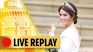 Download Royal Wedding of Princess Eugenie FULL (Arrival & Procession) Video