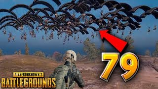 Download 79 KILLS IN ONE SPOT   Best PUBG Moments and Funny Highlights - Ep.18 Video