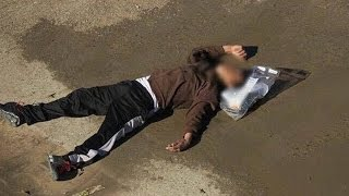 Download Deported Man Immediately Leaps To His Death Video