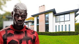 Download Paul Pogba House in Manchester (Interior & Exterior) Inside Tour | 2018 NEW Video