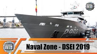 Download Naval Defense Zone DSEI 2019 International Defense and Security Exhibition London UK daily Web TV Video