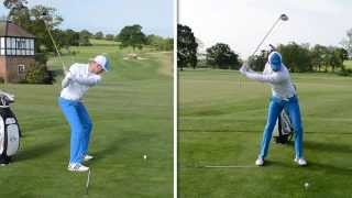 Download SIMPLE GOLF SWING ROTATION DRILL FOR CONSISTENCY Video