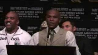 Download MAYWEATHER VS. MARQUEZ POST-FIGHT PRESS CONFERENCE Video