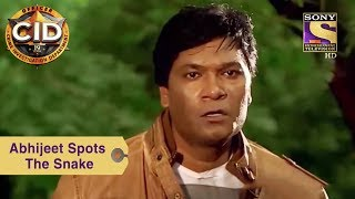Download Your Favorite Character | Abhijeet Spots The Snake | CID Video