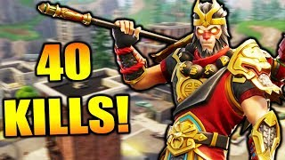 Download TILTED TOWERS KING!!! (Pro Fortnite Gameplay) Video
