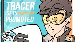 Download Tracer Gets Promoted: An Overwatch Cartoon Video