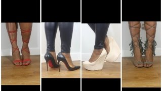 Download Shoes For Women With Big | Wide | Flat Feet. My shoe collection | Uk Size 8/9. Video
