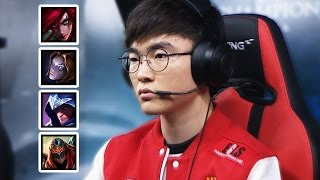 Download Everything FAKER did at LCK Spring 2017 | #LeagueOfLegends Video