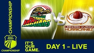 Download Guyana v Leewards - Day 1 | West Indies Championship | Thursday 17th January 2019 Video
