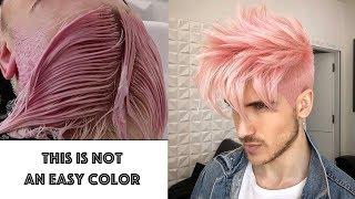 Download IRIDESCENT PINK HAIR Video