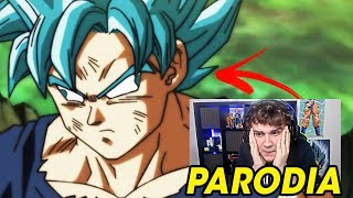 Download DRAGON BALL ZUPER #9 - GOKU SSJ BLUE RETRASADO | VIDEOREACCION BYPRODIGYX Video