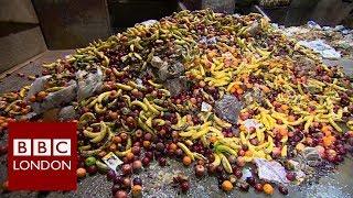 Download London's rubbish problem: Food waste – BBC London News Video