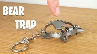 Download Keyring BEAR TRAP Build - The Little Nipper Video