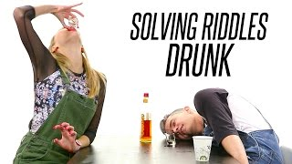 Download Co-Workers Drunkenly Solve Riddles Video