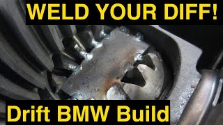 Download Weld Your Diff Today! - S2E9 MillerTimeBMW Video