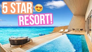 Download 5 STAR RESORT EXPERIENCE AT ST. REGIS MALDIVES! Video
