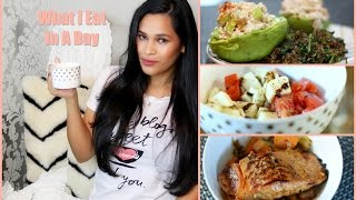 Download What I Eat In A Day - Easy Healthy Recipes - MissLizHeart Video