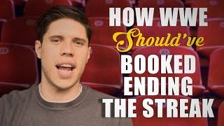 Download How WWE Should Have Booked: Ending The Streak Video