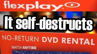 Download Flexplay: The Disposable DVD that Failed (Thankfully) Video
