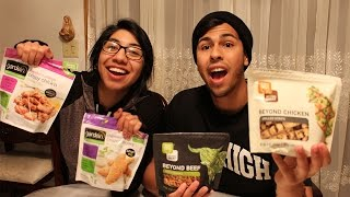 Download Taste Test | Vegan Meat Alternatives | Our Opinion Video