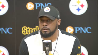 Download Steelers: Mike Tomlin puts Terry Bradshaw in his place! Video