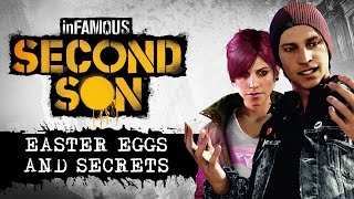 Download Infamous: Second Son Easter Eggs and Secrets Video