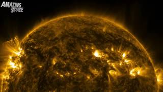 Download NASA   Thermonuclear Art – The Sun In Video