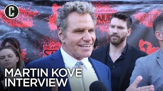 Download Martin Kove on Cobra Kai, His Role in Season 2, and Why He Disliked the Title of The Karate Kid Video