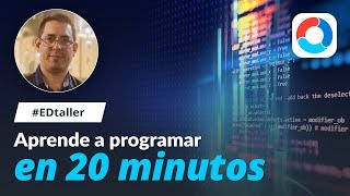Download Aprende a programar en 20 minutos - #EDtaller 136 Video