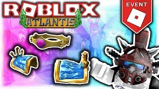 Download 🔴 ROBLOX: ATLANTIS EVENT ITEMS!!! Sharkbite, Disaster Island, & Tradelands!!! Road to 15K Subs!!! Video