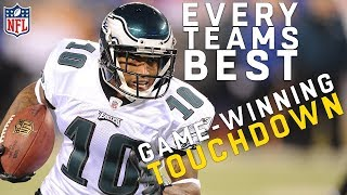 Download Every Team's Best Game-Winning Touchdown of All Time Video