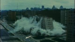 Download Pruitt-Igoe Sequence - ″Trouble in Utopia″ - Narrated by Robert Hughes [1981] Video