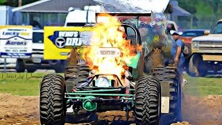Download 10th Annual MUD MAYHEM @ Virginia Motor Speedway Video