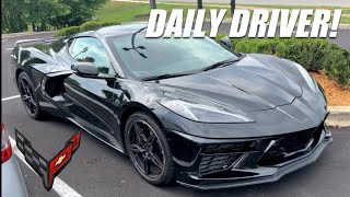 Download 5 Reasons Why The C8 Corvette is The Ultimate Daily Driver! Video