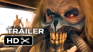 Download Mad Max: Fury Road Official Comic-Con Trailer (2015) - Tom Hardy Post-Apocalypse Movie HD Video