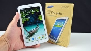 Download Samsung Galaxy Tab 3 7.0: Unboxing & Review Video