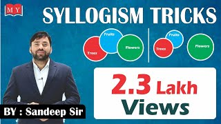 Download Syllogism Shortcut Trick for SSC and Bank Exams - Part 1 Video