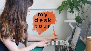 Download My Desk Tour! Video