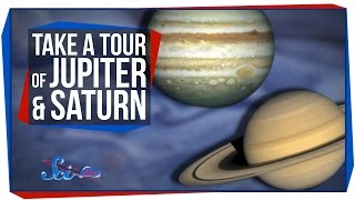 Download Take a Tour of Jupiter and Saturn Video