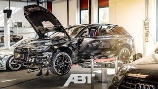 Download Umbau eines ABT RS4-R | ABT Sportsline Video