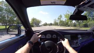 Download 2017 Rolls-Royce Ghost Series 2 Black Badge POV Test Drive Video